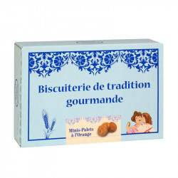 Mini palets Orange - Boîte carton 300g