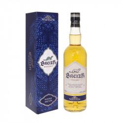 Whisky Breizh Whisky 100% Blé noir - 70 cl