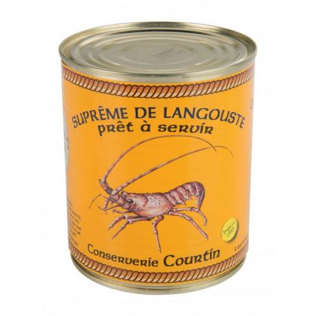Suprême de langouste 800 g
