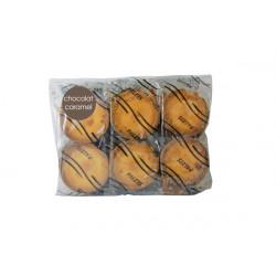 Palets chocolat caramel - Sachet 500g