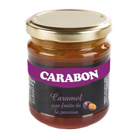Caramel liquide Passion 225 G