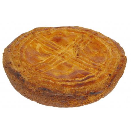 Gâteau breton - praliné