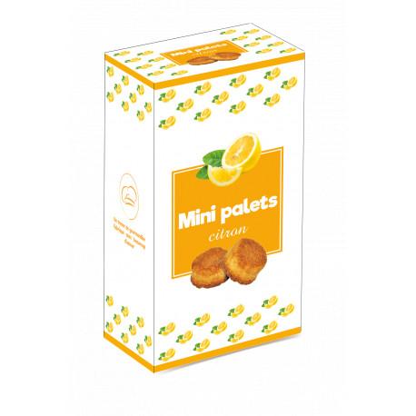 Mini-palets citron - boîte 200G