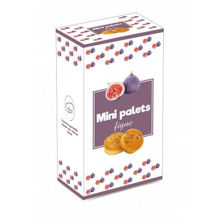 Mini palets figue - boîte 200G