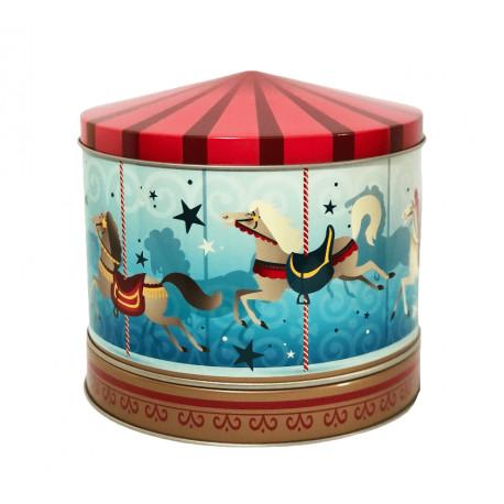 Carrousel rouge - 240g