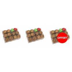 2 sachets KG galettes BIO achetés, le 3 ème OFFERT