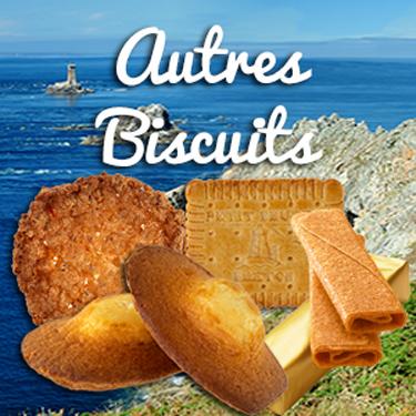 Autres biscuits Pointe du Raz